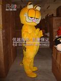 卡通服装 加菲猫卡通人偶 卡通人偶租赁 济南卡通服装出租